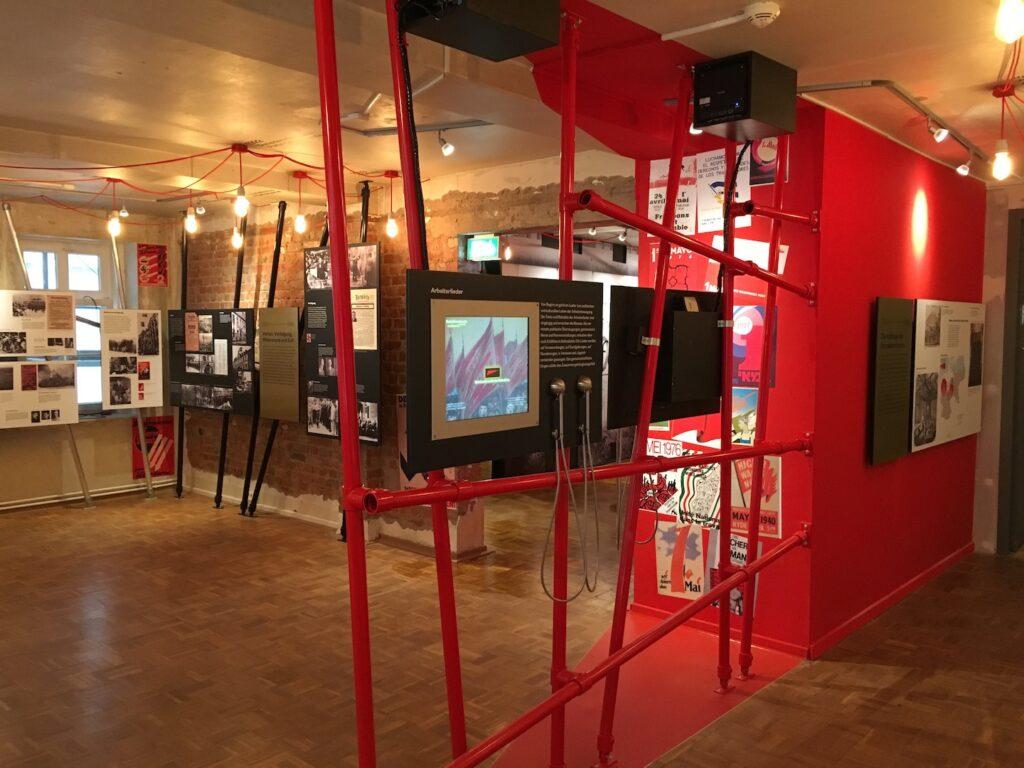 Dauerausstellung DDR - Goldener Löwe Eisenach 2015