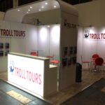 Messestand TrollTours ITB 2019 Berlin