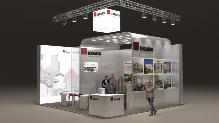 ENTWURF Terragon - ExpoReal München